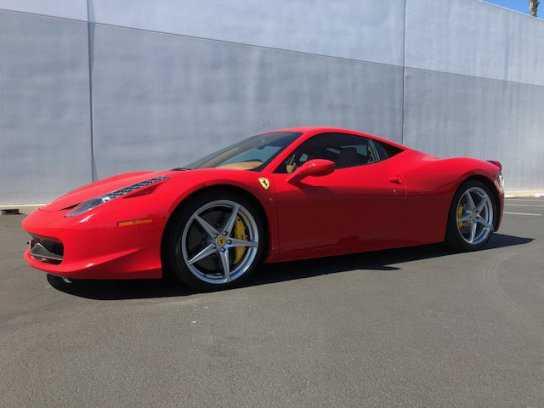 Ferrari 458 Italia 2010 $149999.00 incacar.com
