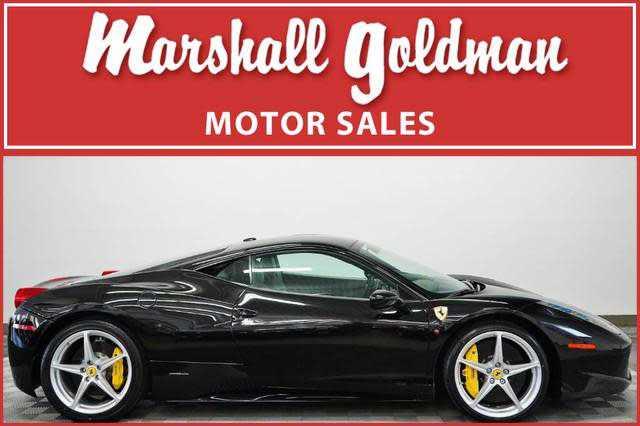 used Ferrari 458 Italia 2011 vin: ZFF67NFA8B0176253