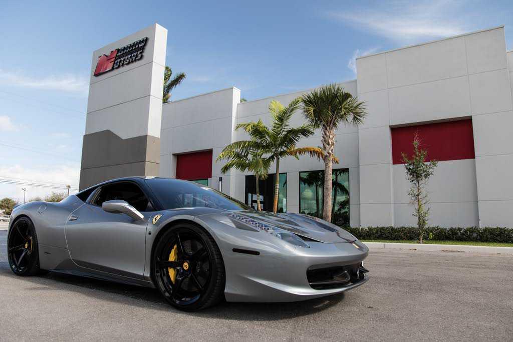 Ferrari 458 Italia 2011 $179000.00 incacar.com
