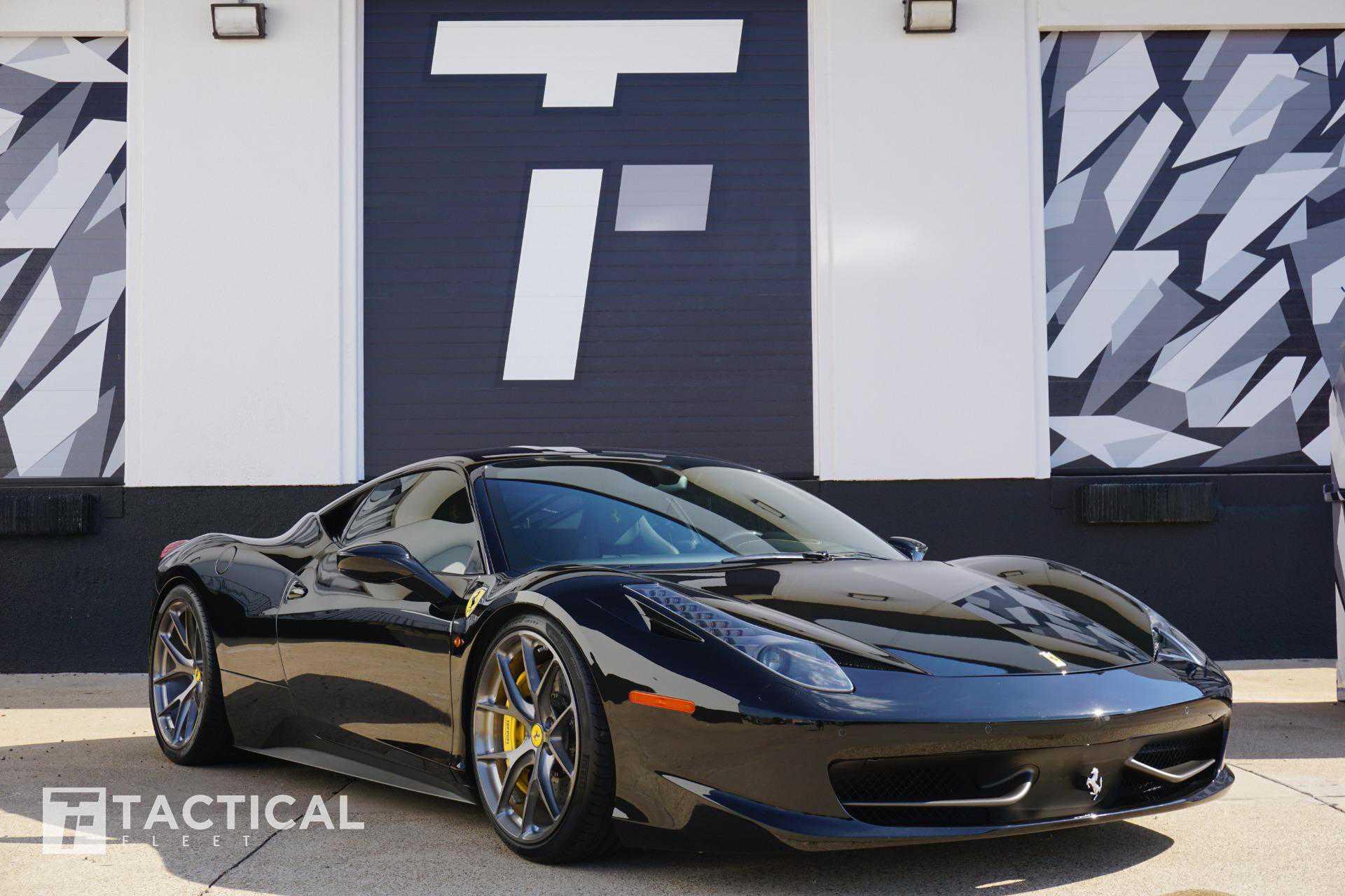 Ferrari 458 Italia 2011 $169900.00 incacar.com