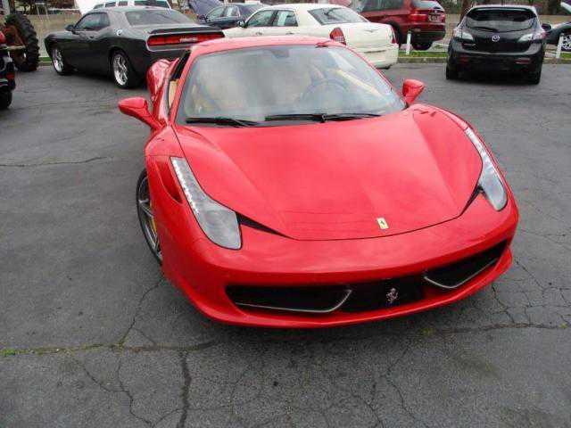 Ferrari 458 Italia 2011 $179995.00 incacar.com