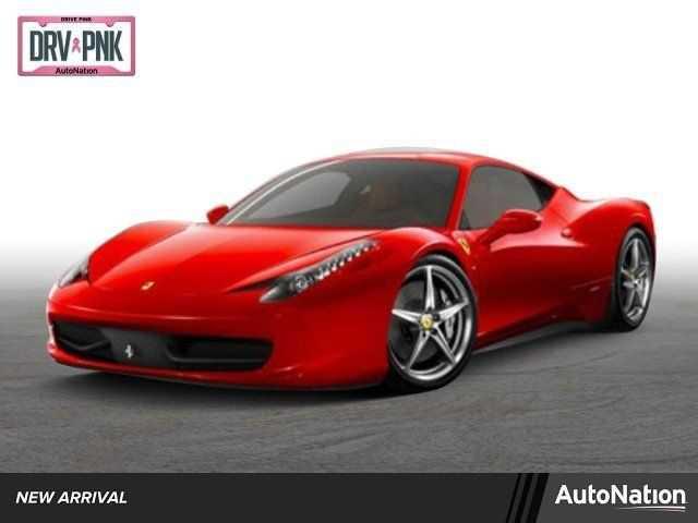 Ferrari 458 Italia 2011 $169992.00 incacar.com