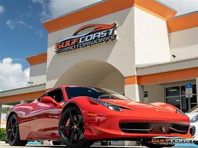 Ferrari 458 Italia 2011 $184995.00 incacar.com