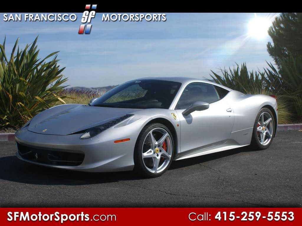 Ferrari 458 Italia 2011 $162500.00 incacar.com