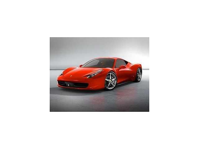 Ferrari 458 Italia 2011 $167900.00 incacar.com
