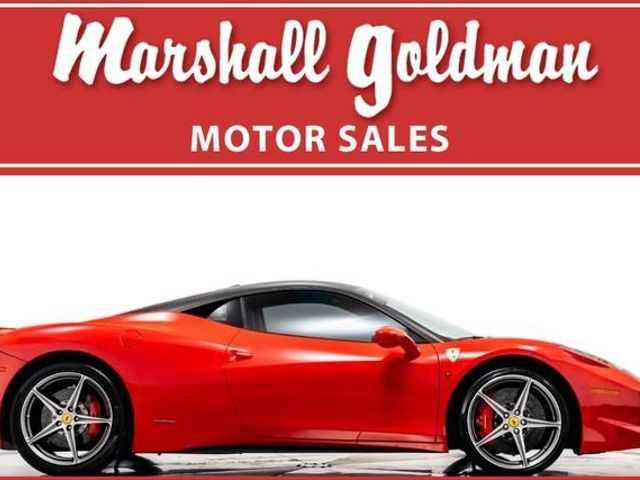 Ferrari 458 Italia 2012 $175900.00 incacar.com