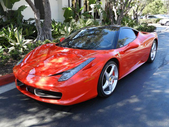 Ferrari 458 Italia 2012 $179995.00 incacar.com