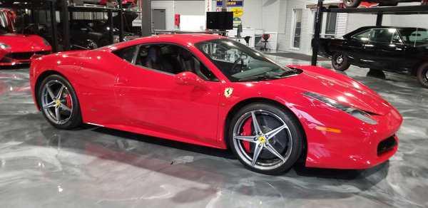 Ferrari 458 Italia 2012 $199000.00 incacar.com