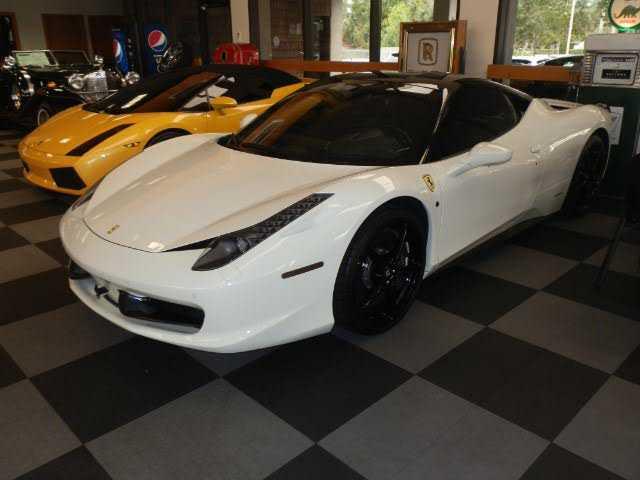Ferrari 458 Italia 2012 $183000.00 incacar.com