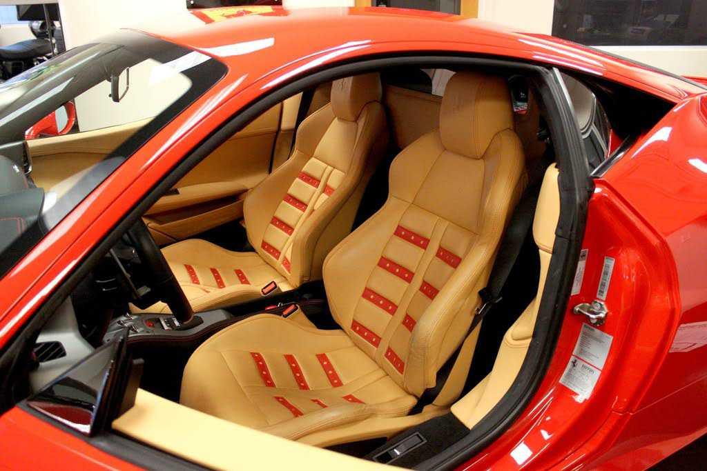 Ferrari 458 Italia 2012 $184000.00 incacar.com