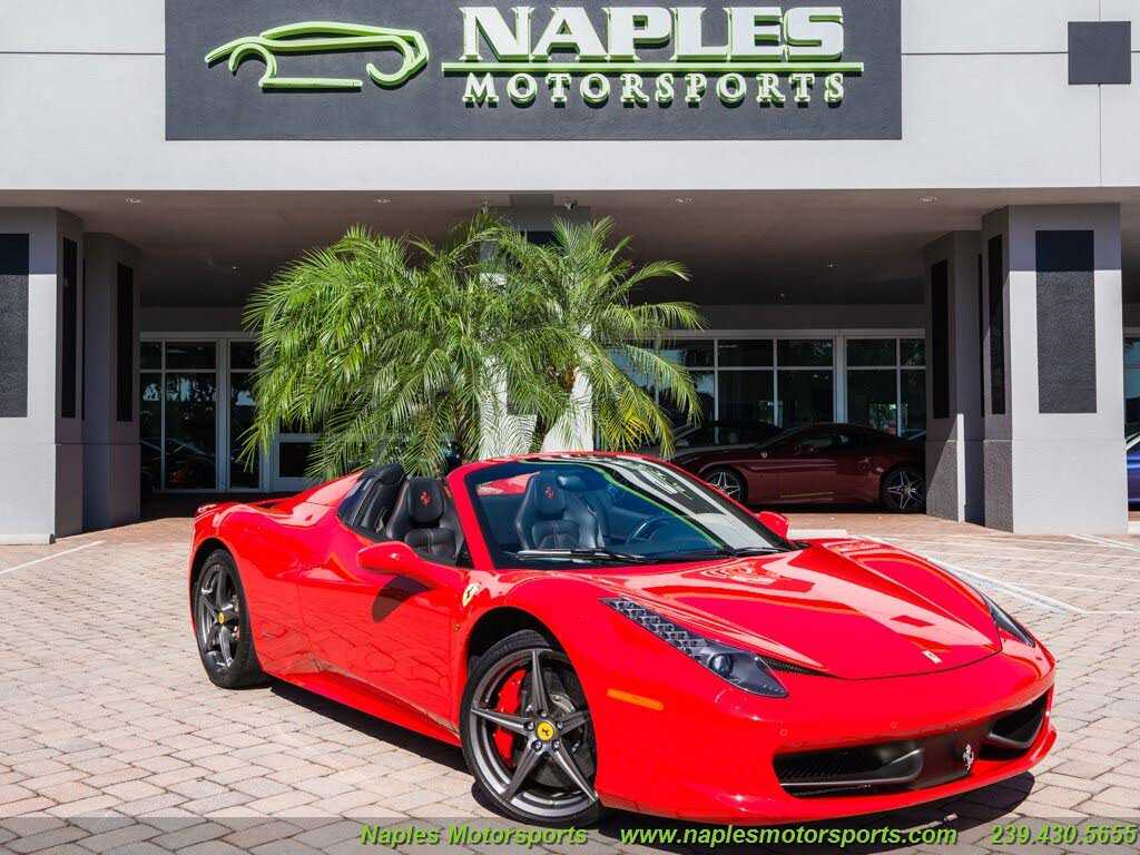 Ferrari 458 Italia 2012 $219995.00 incacar.com
