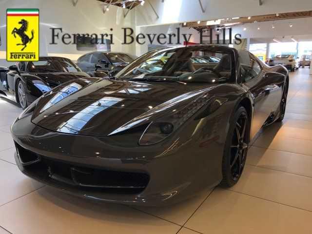 Ferrari 458 Italia 2013 $219000.00 incacar.com
