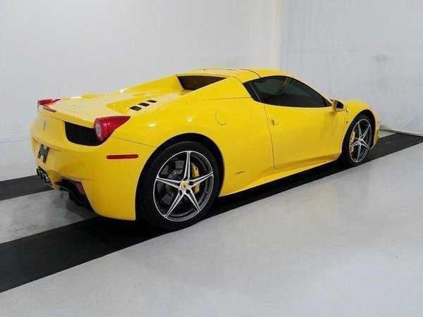 Ferrari 458 Italia 2013 $189900.00 incacar.com