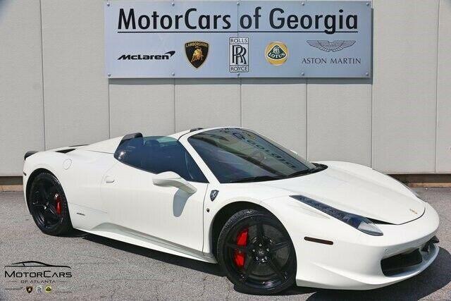 Ferrari 458 Italia 2013 $189500.00 incacar.com