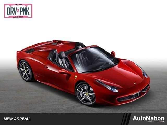 Ferrari 458 Italia 2013 $235000.00 incacar.com