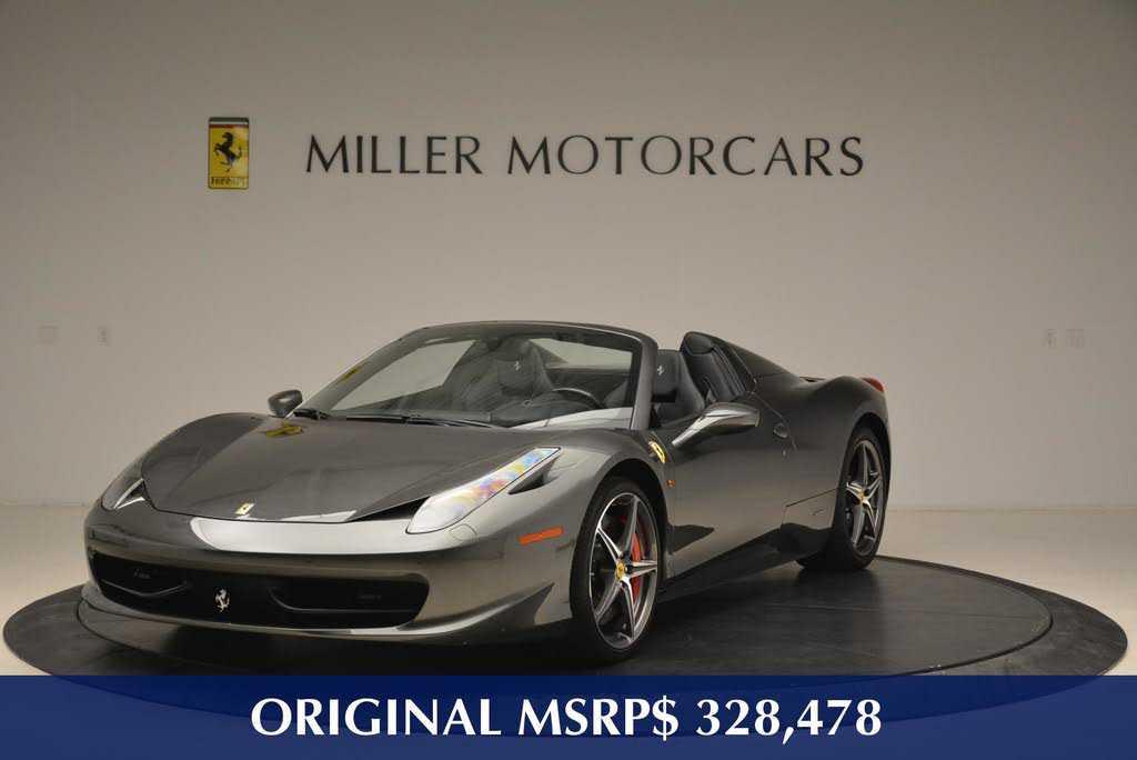Ferrari 458 Italia 2013 $215900.00 incacar.com