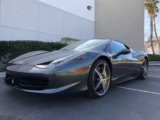 Ferrari 458 Italia 2013 $189999.00 incacar.com