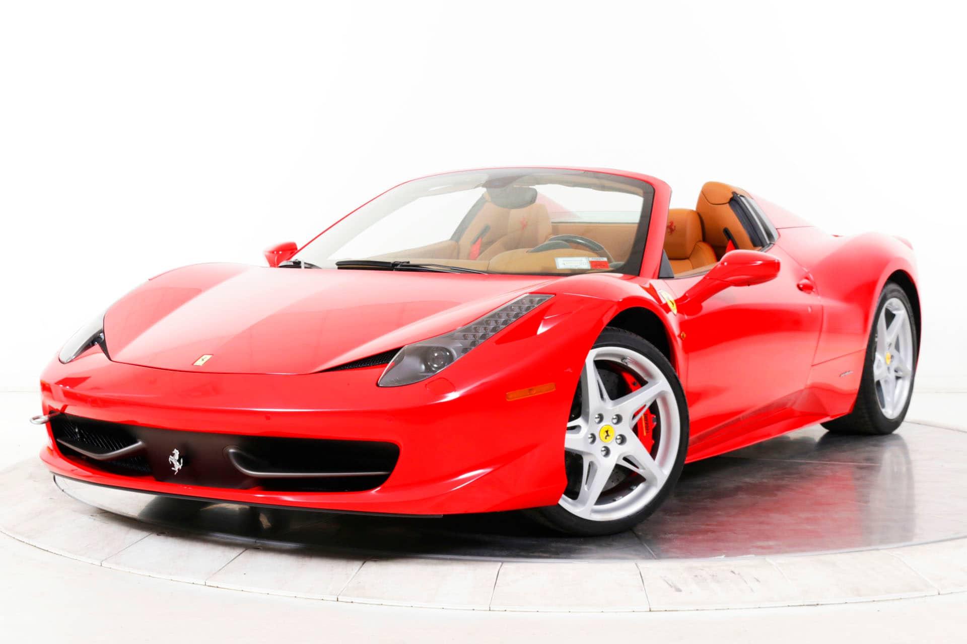 Ferrari 458 Italia 2013 $219900.00 incacar.com