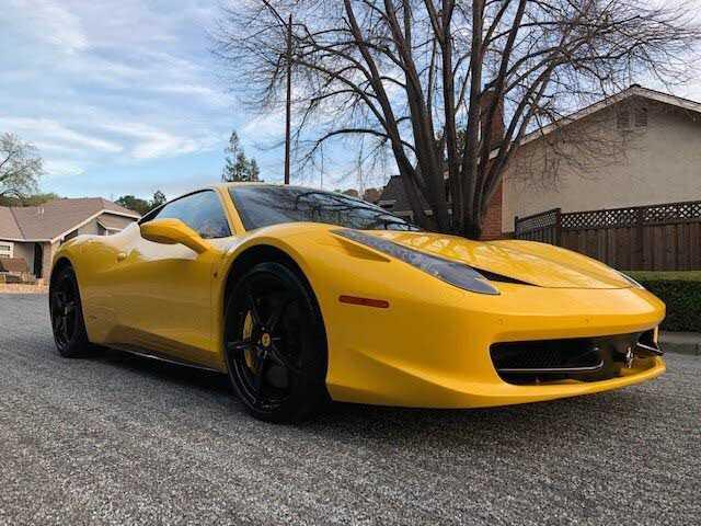 Ferrari 458 Italia 2013 $169995.00 incacar.com