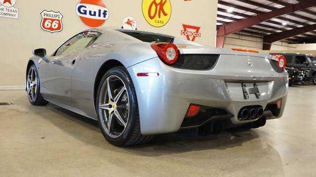 Ferrari 458 Italia 2014 $219900.00 incacar.com