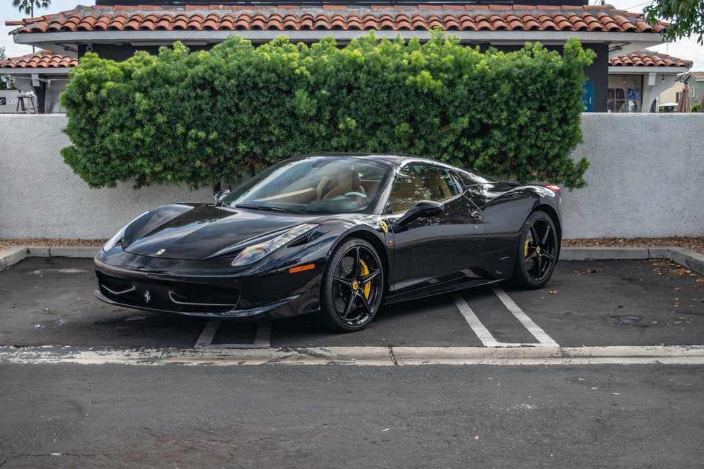 Ferrari 458 Italia 2014 $214900.00 incacar.com