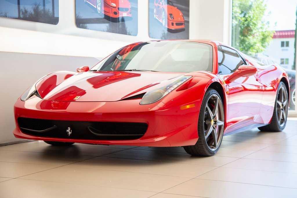 used Ferrari 458 Italia 2014 vin: ZFF68NHA1E0198013