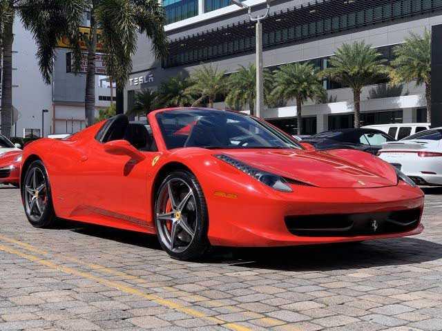 Ferrari 458 Italia 2014 $199800.00 incacar.com