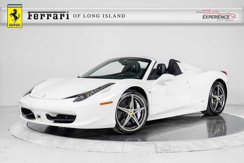 Ferrari 458 Italia 2014 $224900.00 incacar.com