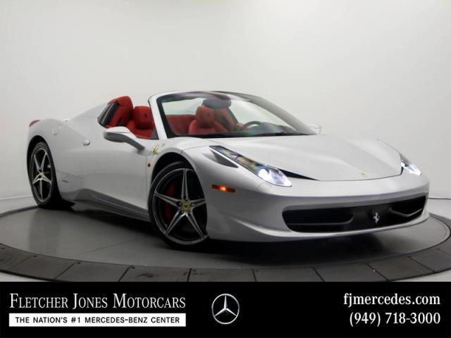 Ferrari 458 Italia 2014 $255985.00 incacar.com
