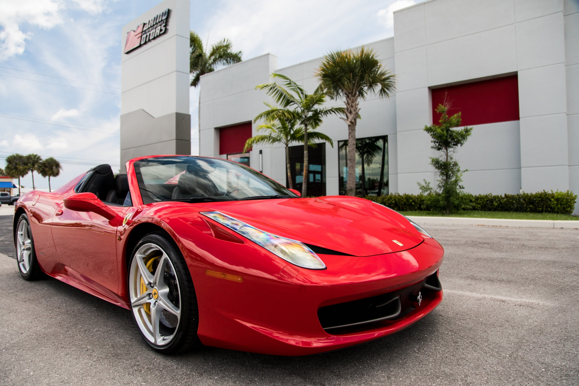 Ferrari 458 Italia 2014 $189900.00 incacar.com