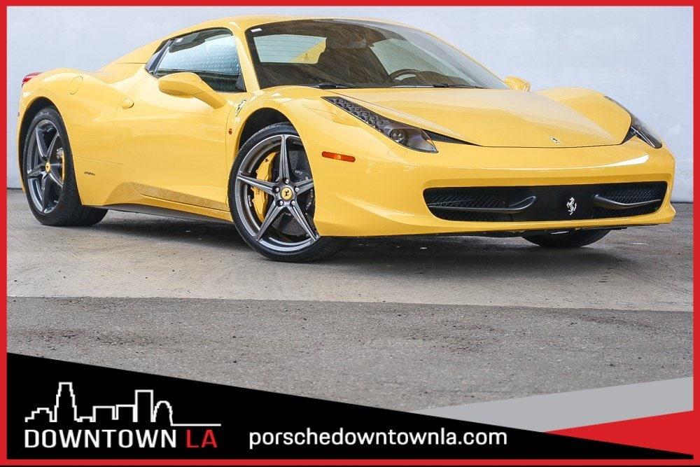 Ferrari 458 Italia 2014 $229998.00 incacar.com