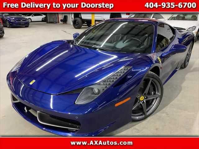 Ferrari 458 Italia 2014 $159999.00 incacar.com