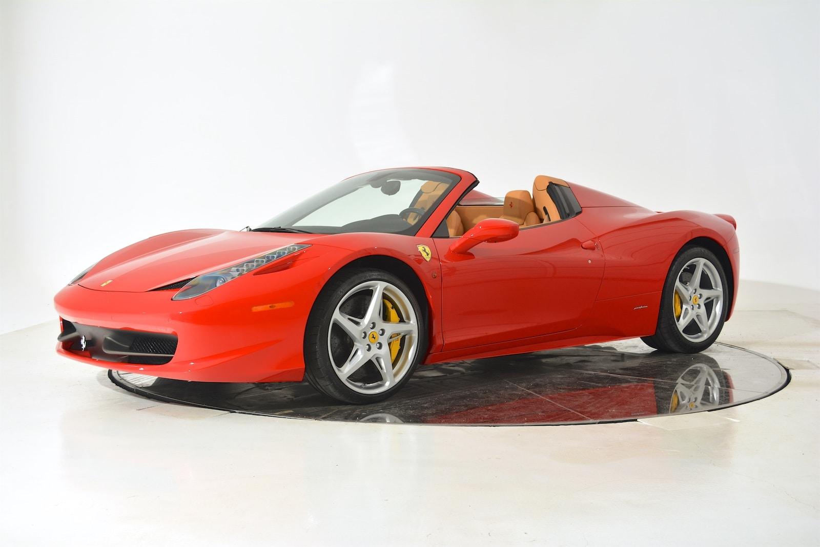 Ferrari 458 Italia 2014 $294900.00 incacar.com