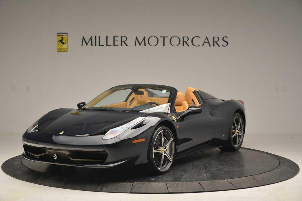 Ferrari 458 Italia 2014 $213900.00 incacar.com