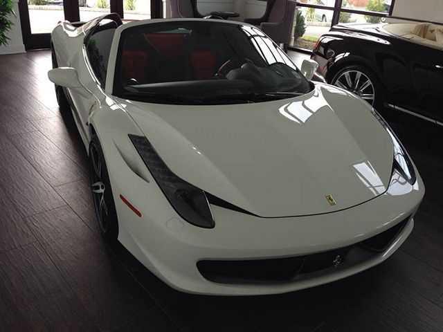 Ferrari 458 Italia 2015 $249999.00 incacar.com