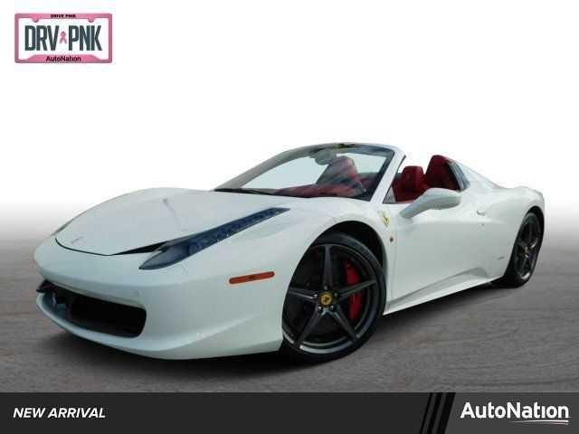 Ferrari 458 Italia 2015 $208850.00 incacar.com