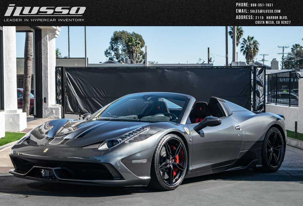 Ferrari 458 Italia 2015 $629500.00 incacar.com