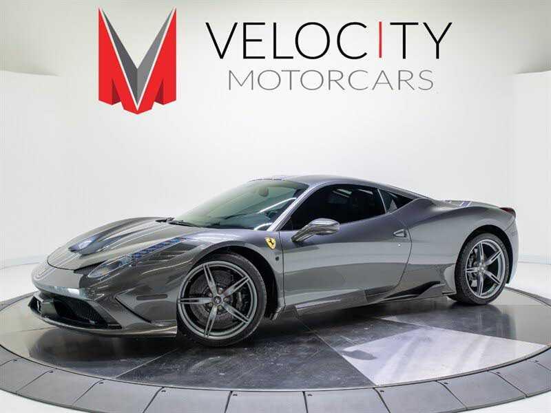 Ferrari 458 Italia 2015 $324995.00 incacar.com