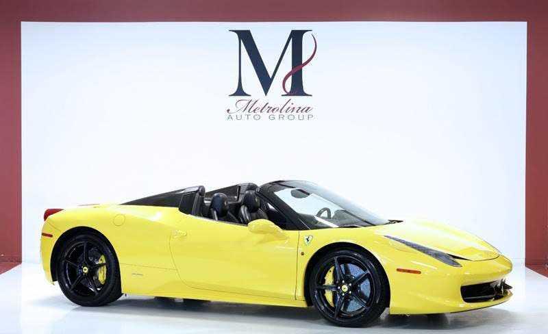 Ferrari 458 Italia 2015 $209996.00 incacar.com