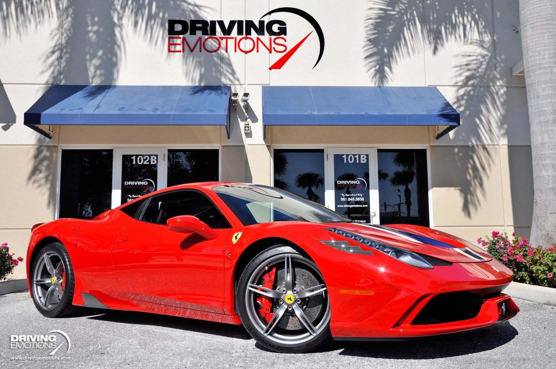 Ferrari 458 Italia 2015 $398800.00 incacar.com
