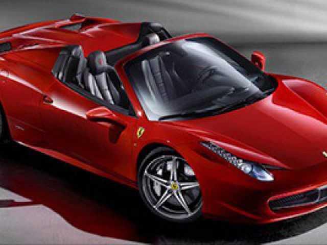 Ferrari 458 Spider 2013 $209900.00 incacar.com