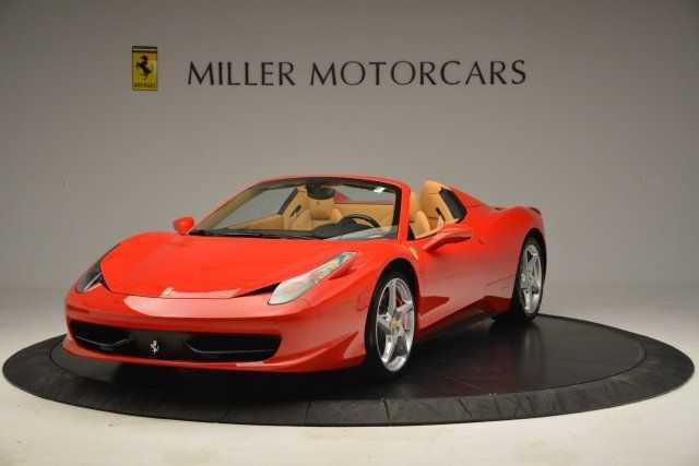 Ferrari 458 Spider 2013 $223900.00 incacar.com