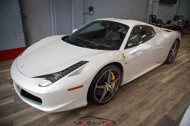 Ferrari 458 Spider 2014 $208890.00 incacar.com