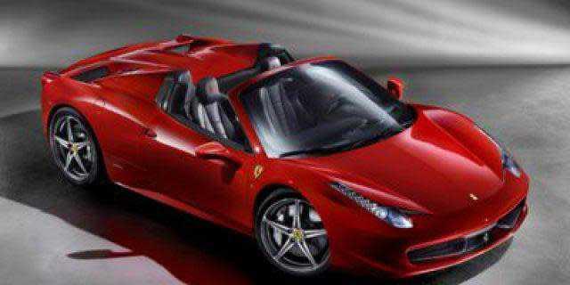 Ferrari 458 Spider 2015 $239900.00 incacar.com