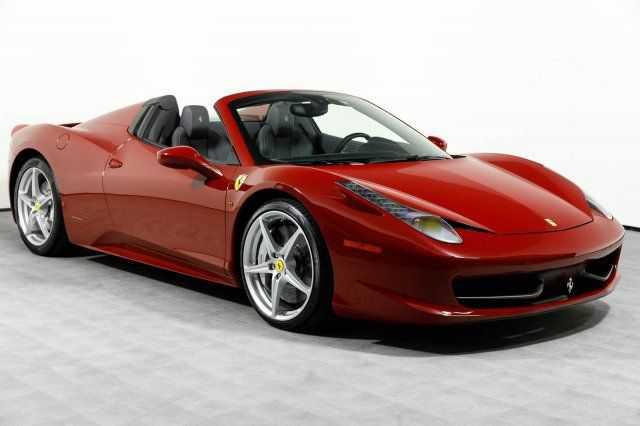 used Ferrari 458 Spider 2015 vin: ZFF68NHA4F0205005