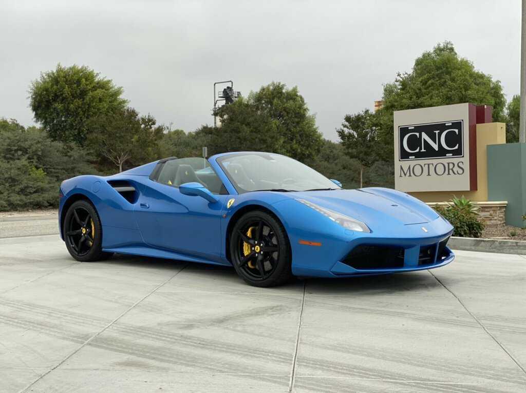 used Ferrari 488 GTB 2017 vin: ZFF80AMA2H0221639