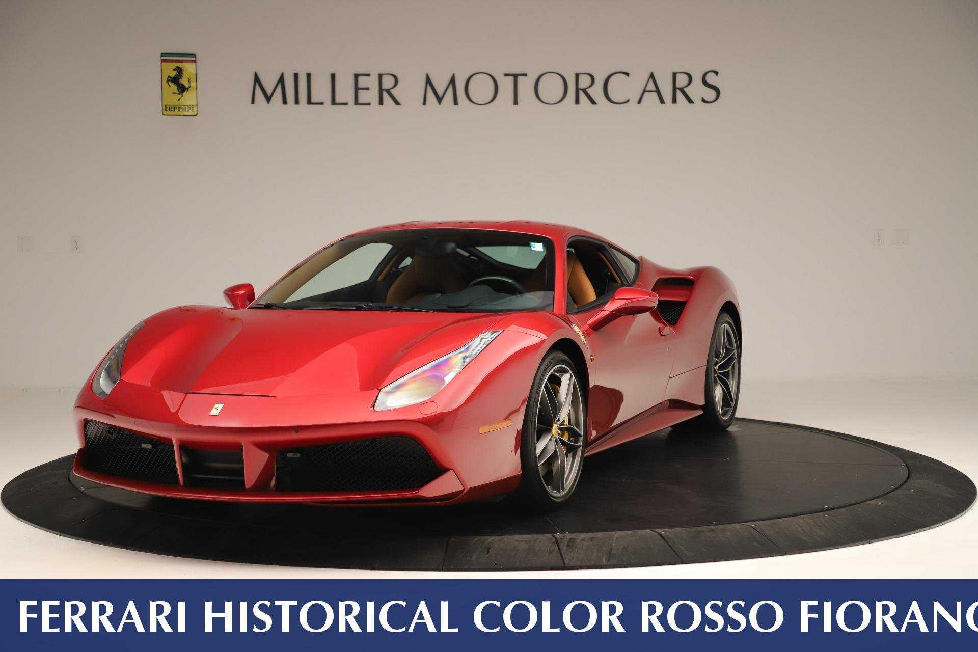 Ferrari 488 GTB 2018 $279900.00 incacar.com