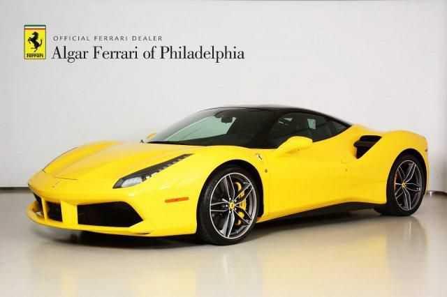 Ferrari 488 GTB 2019 $294900.00 incacar.com