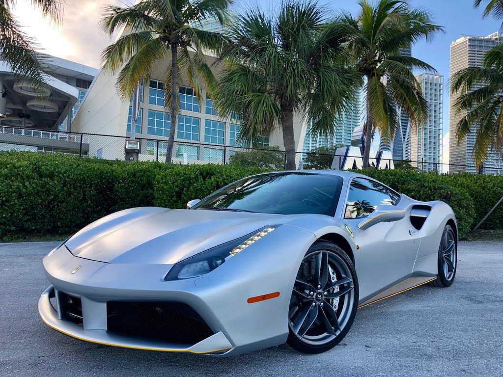 Ferrari 488 2016 $199995.00 incacar.com