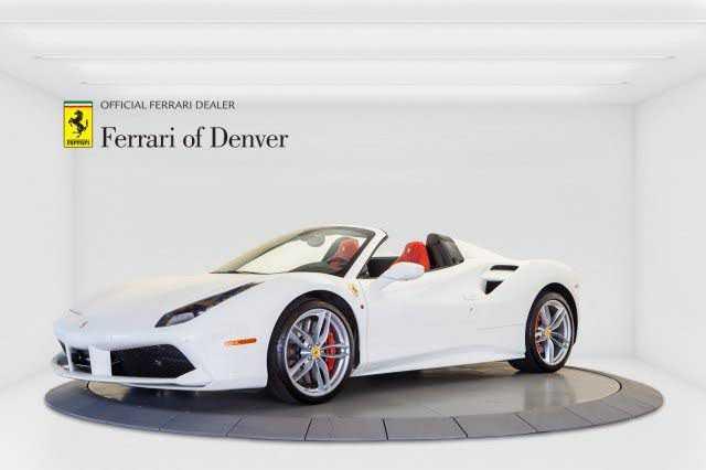 Ferrari 488 2016 $284661.00 incacar.com